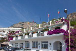 Amalfi coast hotel Bellevue