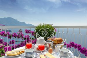 Weekend in Amalfi Hotel Bellevue